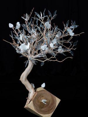 «Arbres d'Art» – L_Arbre-aux-papillons Genevieve Mathieu – Manoli Gonzalez